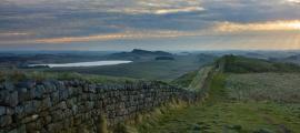 Hadrian's Wall.