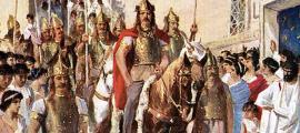 Alaric entering Athens
