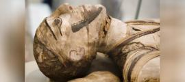 Egyptian mummy. Credit: markrhhiggins / Adobe Stock