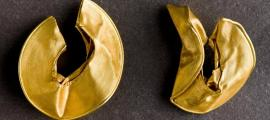 Bronze Age gold rings - Wales