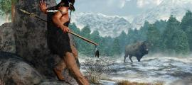 Clovis tools may have been developed to hunt the last of the North American megafauna. Source: Daniel /Adobe Stock