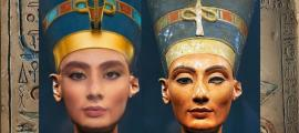 Nefertiti Facial Reconstruction.