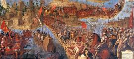 Fall of Tenochtitlan - Spanish Conquest of Mexico