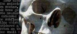 Deriv; The Sutton Letter, courtesy authors, and a human skull. Representational image only.
