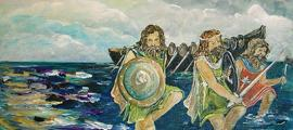 Did the Legendary Irish Milesians Come from Spanish Galicia?