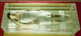 The Lady of Dai mummy