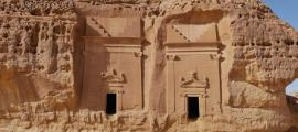 Tombs of Mada'in Saleh                   Source: mstarling / Adobe Stock