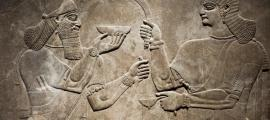 Babylonian relief carving. Credit: Andrea Izzotti / Adobe Stock