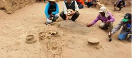 4,000-Year-Old Mochica Temple and Tombs Unearthed in Peru