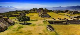 Monte Albán, Oaxaca, Mexico. Source: WitR /Adobe Stock
