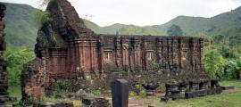 My Son temple, Quang Nam, Viet Nam