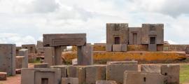 Puma Punku, Tiwanaku, Bolivia