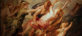 'L'enlèvement de Proserpine' (The Rape of Proserpine) (circa 1636) by Peter Paul Rubens.