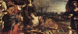 Roman Goddess Anna Perenna