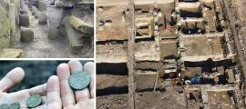 Impressive Roman Military Base Found in Serbian Cornfield