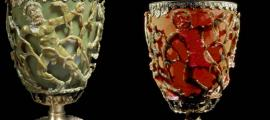 The Lycurgus Cup.
