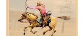 The Sarmatians and Scythians were skillful at horseback warfare and fierce adversaries of the Romans and Greeks alike
