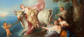 The Abduction of Europa, 1716, Jean Francois de Troy.