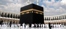 The Kaaba, Mecca, Saudi Arabia