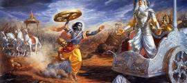 Mahabharata War.