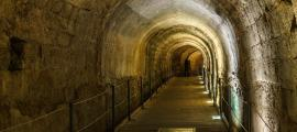 The Templar's Tunnel (olegmayorov / Adobe Stock)