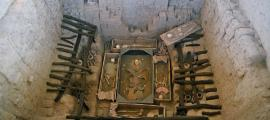 The Tomb of the Lord of Sipan, Mochican Warrior Priest