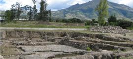 Excavations dating to 2006 in Ecuador have unearthed the ruins of a large pool, called the Water Temple. Water was collected from miles away and brought to the site in a show of engineering skill.