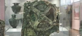The Antikythera Mechanism, National Archaeological Museum, Athens, Greece