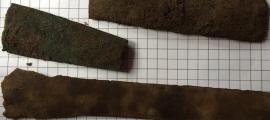 3,000-year-old broken weapons in Scotland