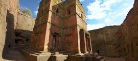 Lalibela Rock hewn Church of St George