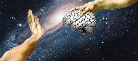 Belief in God programmed in Brain