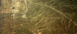 The enigmatic Nazca Lines – Condor at center.