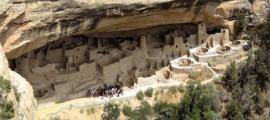 Orion Temple in Colorado - Anasazi