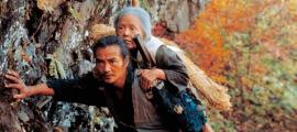 A scene from The Ballad of Narayama