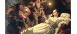 """Roland Risse (German, 1835) - """"Snow White"""""""