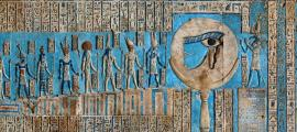 Ancient people seemed to have problems seeing or recognizing the color blue.