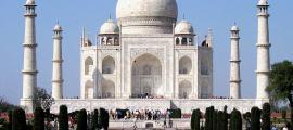 Taj Mahal, Agra, India(CC BY-SA 3.0)
