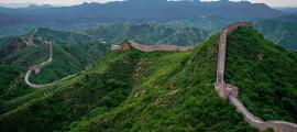 The Great Wall of China at Jinshanling (CC BY-SA 3.0)