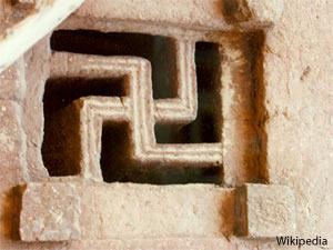 Lalibela Swastika