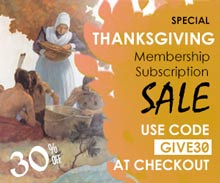 ThanksGiving Sale - Ancient Origins