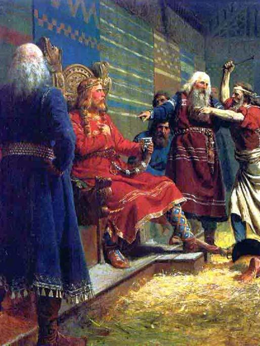 Haakon 'The Good', son of Harald Fairhair