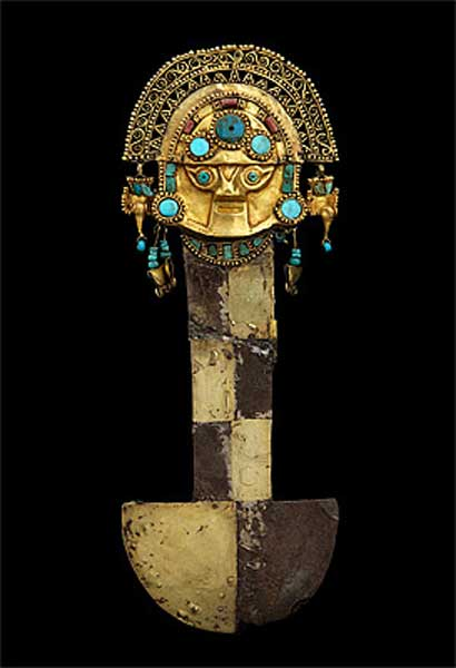 by the cut of a tumi an iconic ceremonial artifact of