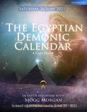 The Egyptian Demonic Calendar