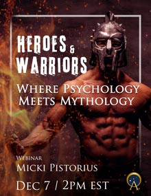 Heroes and Warriors Webinar
